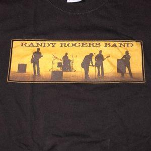 Randy Rogers band tour t shirt - size S